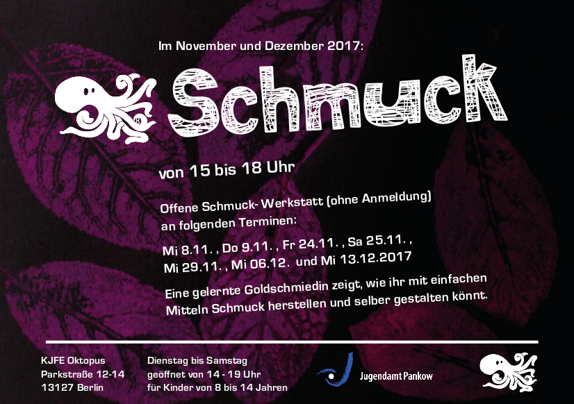 OKTOPUS Schmuck