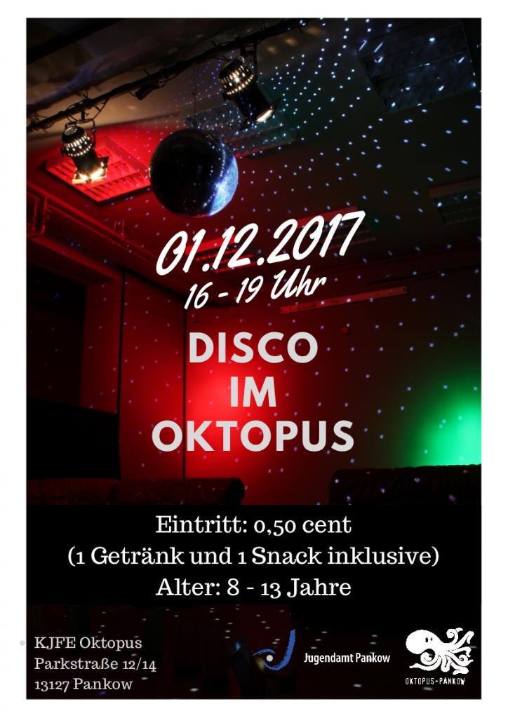 Disco im OKI