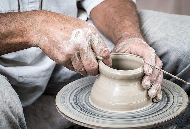 OKTOPUS Drehscheibe Keramik